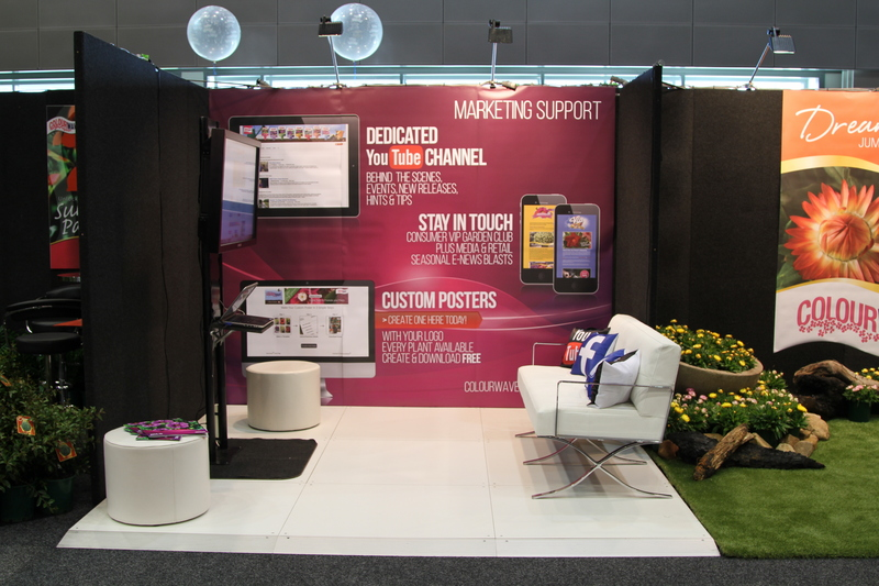 <span class=imageGalleryCaption>Colourwave Marketing Booth</span><span class=imageGallerySeason> </span>